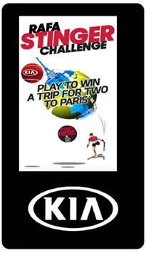 Affinity Outdoor: Australian Open: Kia Stinger Challenge